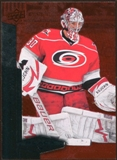 2010/11 Upper Deck Black Diamond Ruby #93 Cam Ward /100