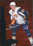 2010/11 Upper Deck Black Diamond Ruby #97 Tyler Myers /100