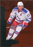 2010/11 Upper Deck Black Diamond Ruby #98 Chris Drury /100