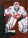 2010/11 Upper Deck Black Diamond Ruby #102 Miikka Kiprusoff /100