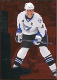 2010/11 Upper Deck Black Diamond Ruby #103 Vincent Lecavalier /100