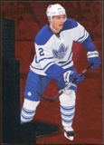 2010/11 Upper Deck Black Diamond Ruby #112 Luke Schenn /100