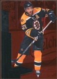 2010/11 Upper Deck Black Diamond Ruby #113 Patrice Bergeron /100