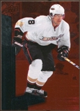 2010/11 Upper Deck Black Diamond Ruby #119 Teemu Selanne /100