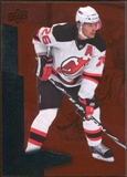 2010/11 Upper Deck Black Diamond Ruby #121 Patrik Elias /100