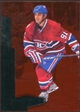 2010/11 Upper Deck Black Diamond Ruby #130 Scott Gomez /100