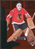 2010/11 Upper Deck Black Diamond Ruby #135 Tony Esposito /100