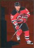 2010/11 Upper Deck Black Diamond Ruby #140 Ilya Kovalchuk /100