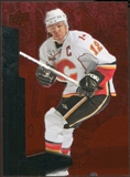 2010/11 Upper Deck Black Diamond Ruby #186 Jarome Iginla /100