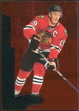 2010/11 Upper Deck Black Diamond Ruby #188 Jonathan Toews /100