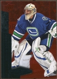 2010/11 Upper Deck Black Diamond Ruby #198 Roberto Luongo /100