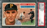 1956 Topps Baseball #97 Jerry Lynch PSA 7.5 (NM+) *1022