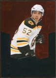 2010/11 Upper Deck Black Diamond Ruby #210 Zach Hamill /100