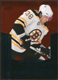 2010/11 Upper Deck Black Diamond Ruby #212 Jordan Caron /100