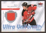 2007/08  Ultra Uniformity #UBT Barry Tallackson