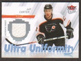 2007/08  Ultra Uniformity #UJC Jeff Carter