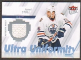 2007/08  Ultra Uniformity #UJS Jarret Stoll