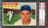 1956 Topps Baseball #202 Jim Hearn PSA 8 (NM-MT) *8078