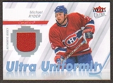 2007/08  Ultra Uniformity #UMR Michael Ryder