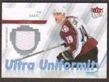2007/08  Ultra Uniformity #USA Joe Sakic