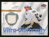 2007/08 Fleer Ultra Uniformity #USC Sidney Crosby