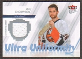 2007/08  Ultra Uniformity #UTH Billy Thompson