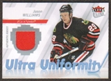 2007/08  Ultra Uniformity #UWI Justin Williams