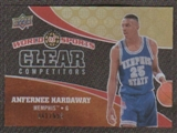 2010 Upper Deck World of Sports Clear Competitors #CC9 Anfernee Hardaway /550