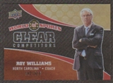 2010 Upper Deck World of Sports Clear Competitors #CC11 Roy Williams /550