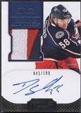 2011/12 Dominion #142 David Savard Rookie Patch Auto #041/199