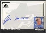2000 SP Top Prospects #JH Josh Hamilton Chirography Auto