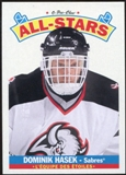 2012/13 Upper Deck O-Pee-Chee All Stars #AS11 Dominik Hasek