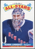 2012/13 Upper Deck O-Pee-Chee All Stars #AS15 Henrik Lundqvist