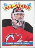 2012/13 Upper Deck O-Pee-Chee All Stars #AS28 Martin Brodeur