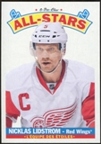 2012/13 Upper Deck O-Pee-Chee All Stars #AS32 Nicklas Lidstrom