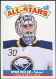 2012/13 Upper Deck O-Pee-Chee All Stars #AS41 Ryan Miller