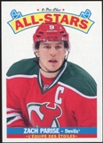 2012/13 Upper Deck O-Pee-Chee All Stars #AS49 Zach Parise