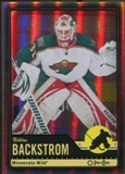2012/13 Upper Deck O-Pee-Chee Black Rainbow #116 Niklas Backstrom 61/100