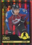 2012/13 Upper Deck O-Pee-Chee Black Rainbow #167 David Jones 20/100