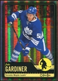 2012/13 Upper Deck O-Pee-Chee Black Rainbow #169 Jake Gardiner /100