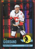 2012/13 Upper Deck O-Pee-Chee Black Rainbow #243 Mark Giordano 46/100