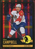 2012/13 Upper Deck O-Pee-Chee Black Rainbow #384 Brian Campbell /100