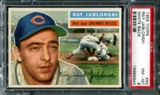 1956 Topps Baseball #86 Ray Jablonski PSA 8 (NM-MT) *9943