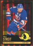 2012/13 Upper Deck O-Pee-Chee Black Rainbow #395 Mark Streit 51/100