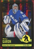 2012/13 Upper Deck O-Pee-Chee Black Rainbow #424 Mathieu Garon 36/100