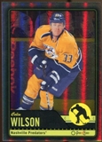 2012/13 Upper Deck O-Pee-Chee Black Rainbow #425 Colin Wilson 75/100