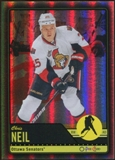 2012/13 Upper Deck O-Pee-Chee Black Rainbow #427 Chris Neil 15/100