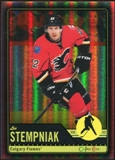 2012/13 Upper Deck O-Pee-Chee Black Rainbow #483 Lee Stempniak 68/100