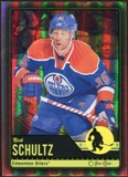 2012/13 Upper Deck O-Pee-Chee Black Rainbow #490 Nick Schultz 35/100