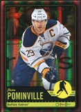 2012/13 Upper Deck O-Pee-Chee Black Rainbow #494 Jason Pominville 33/100